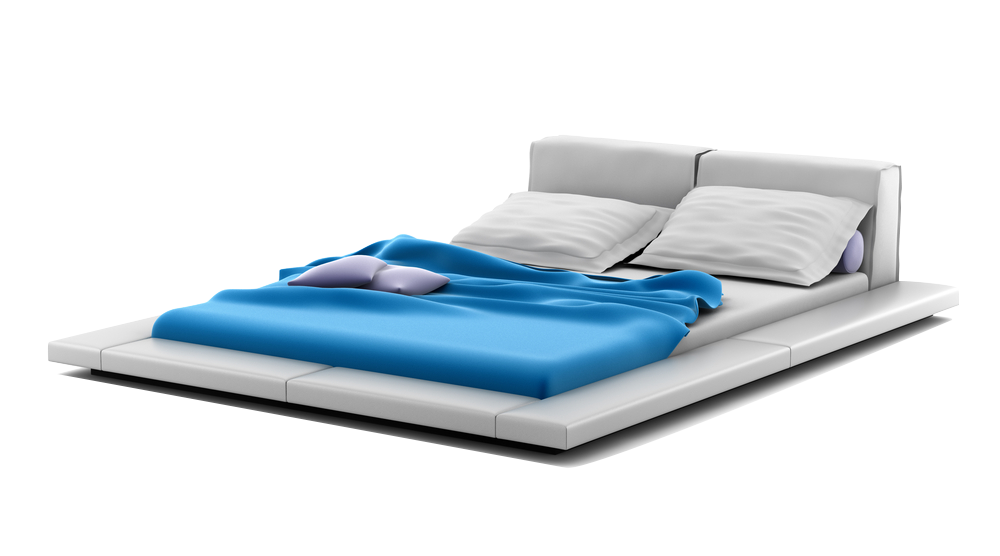 Full size bed the amenities company for Exclusive beds